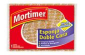 Esponja mortimer doble cara